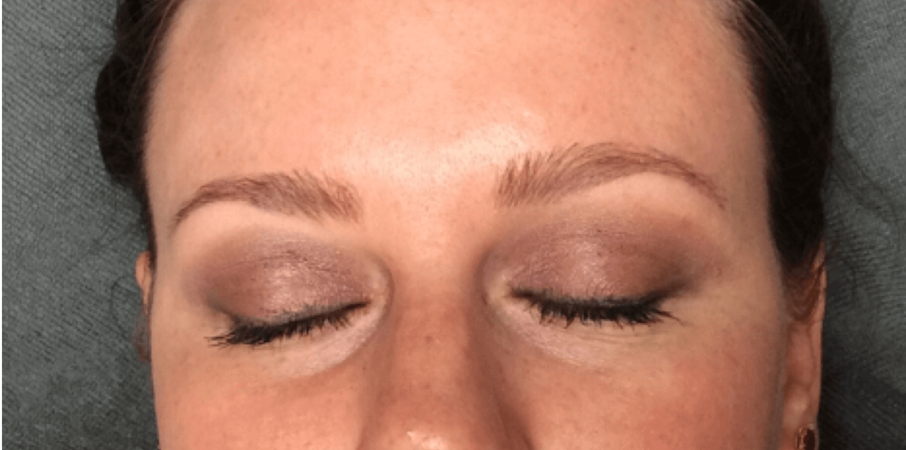 Microblading - Eyebrows After
