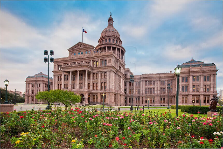Image of Texas State Capitol